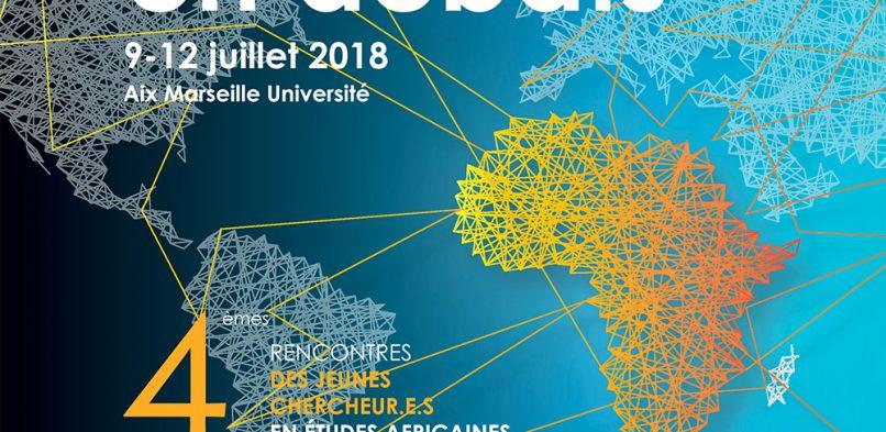 JCEA 2018 : «Les Afriques en débats», du 9 au 12 juillet