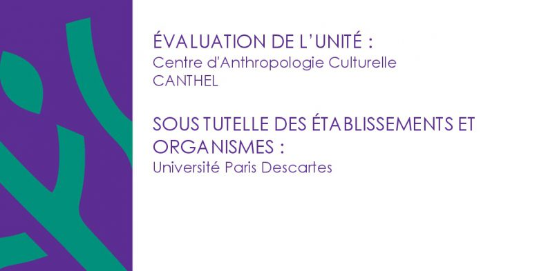 Évaluation du CANTHEL