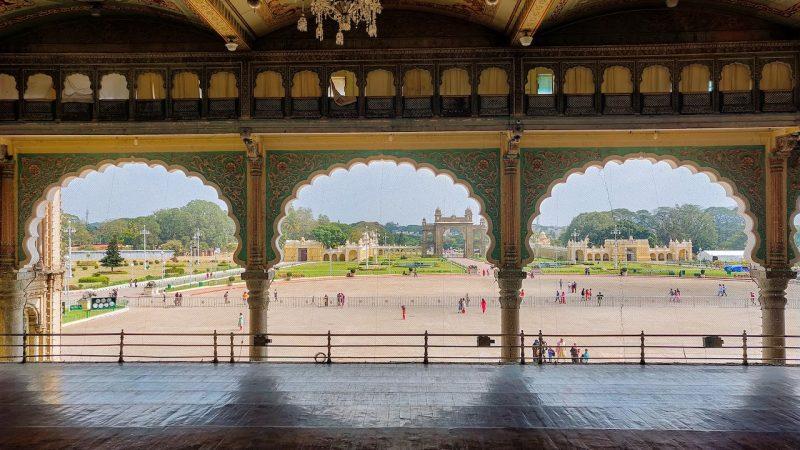 Mysore Palace, 2018 : © Manganelli
