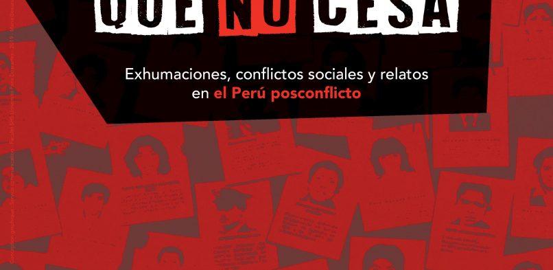 29/03/2019 |Coloquio Internacional | La violencia que no cesa