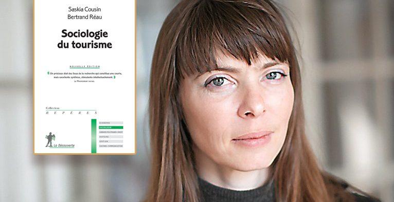 7/04/2019 – [RENCONTRE] l'anthropologue Saskia Cousin présente son ouvrage «Sociologie du tourisme»