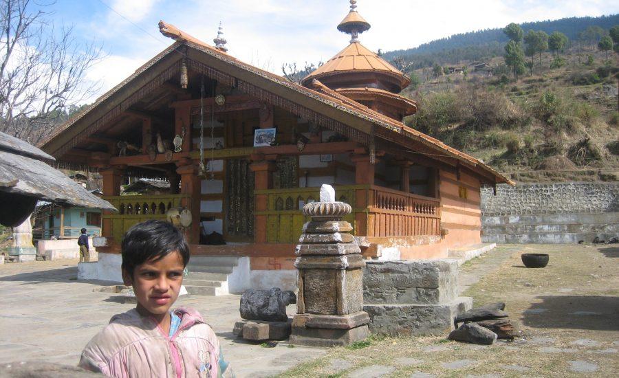 Garhwal, Uttarakhand, Inde 3: © S. Bindi