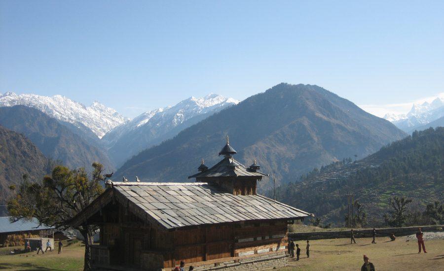 Garhwal, Uttarakhand, Inde 5: © S. Bindi