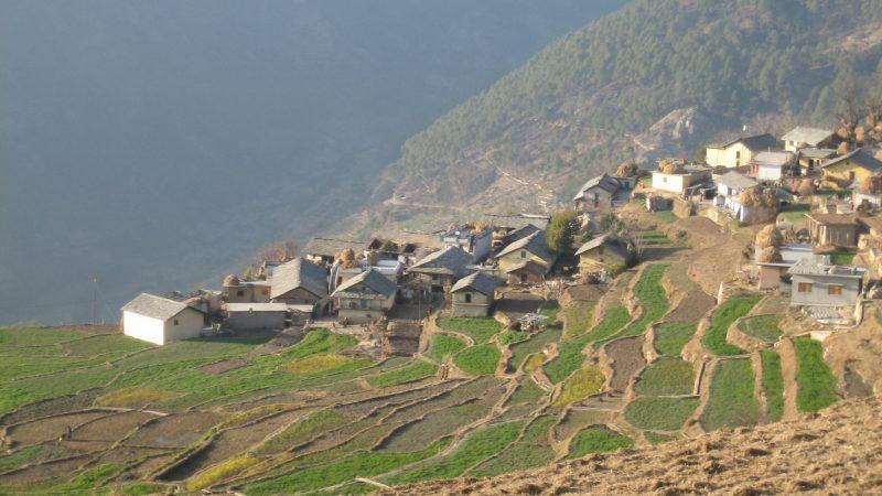 Garhwal, Uttarakhand, Inde 6: © S. Bindi